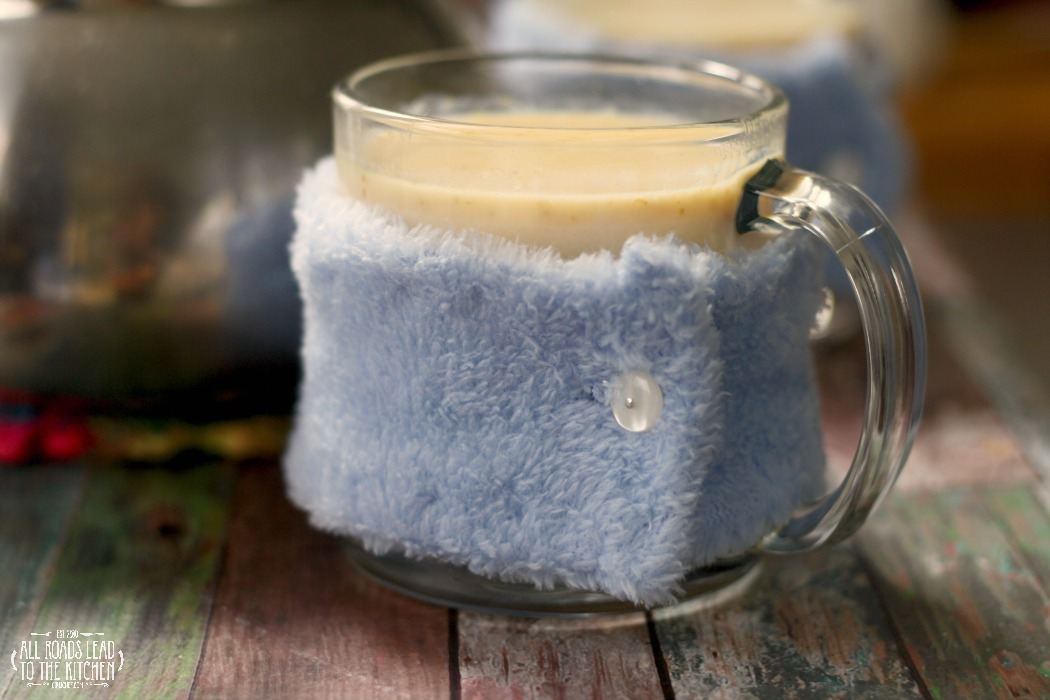 Great Pumpkin White Hot Chocolate