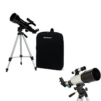 Telescope Space Astronomy Exploration for Kids