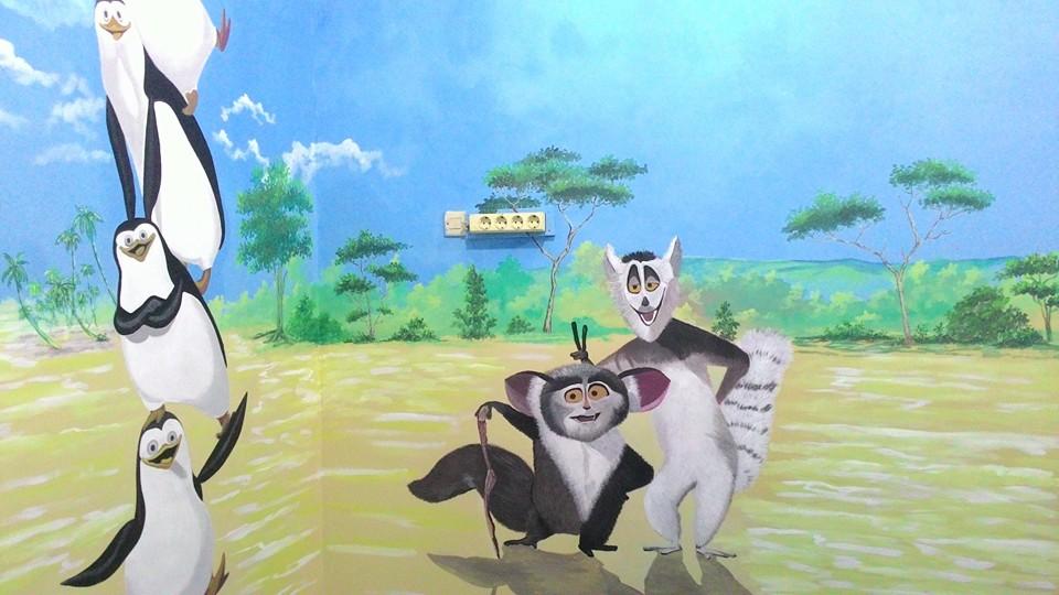 Lukisan Dinding Kamar untuk Mengekspresikan Diri Anda