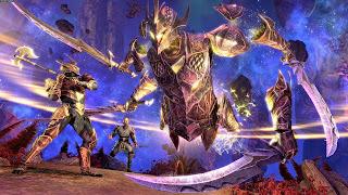 The Elder Scrolls Online Wrathstone Background
