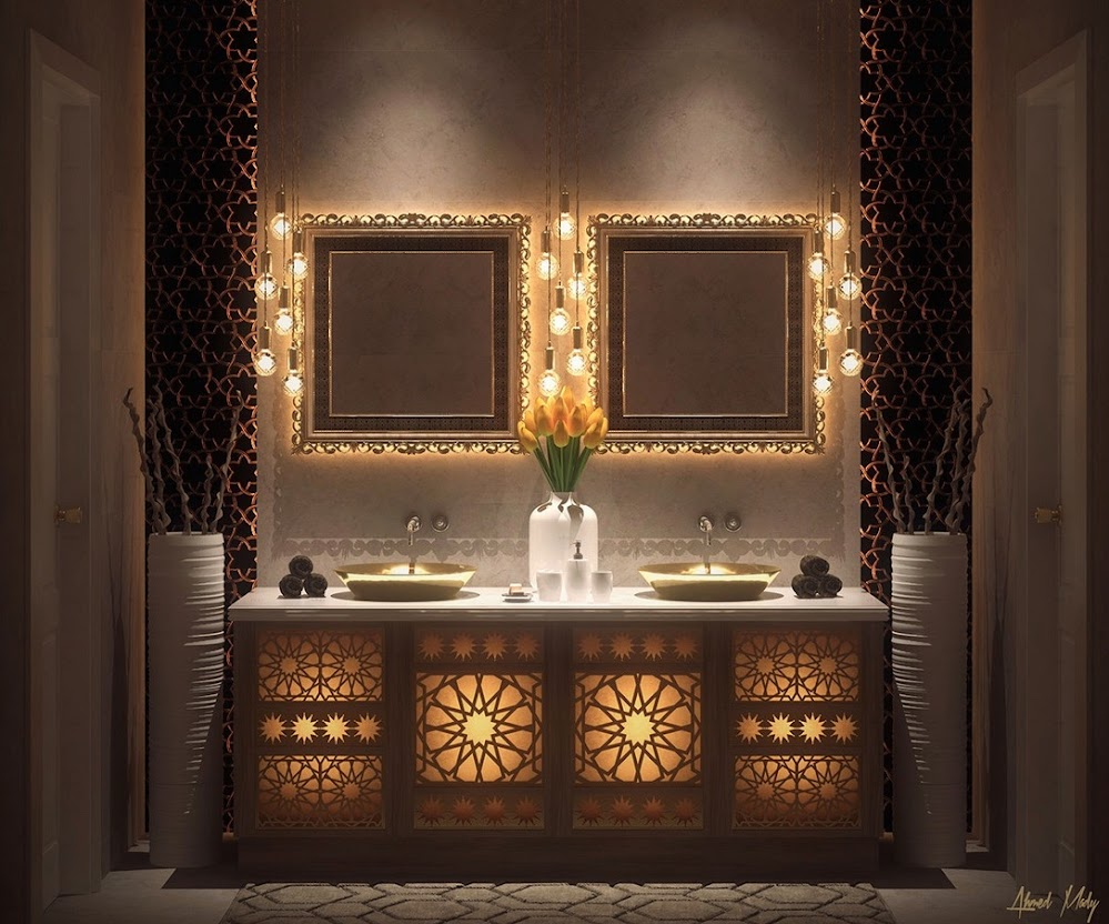 moroccan-bathroom