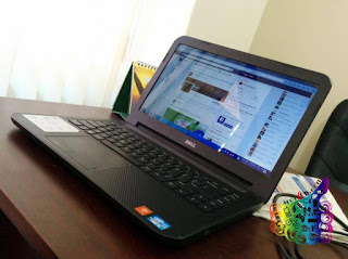cara instal ulang laptop dell