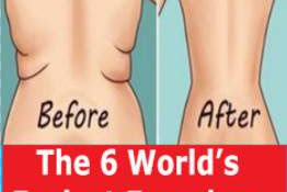 The 6 World's Easiest Exercises For Back Fat And Underarm Flab