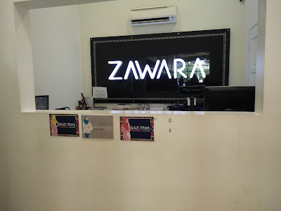 Promosi raya butik-butik di Seksyen 7 Shah Alam: Calaqisya, Bella Ammara, Jovian, Latyra, Ariani, D'Haja
