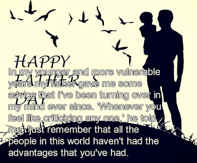 Best Fathers Day Status, Messages, Wishes Quotes, Sayings, Thoughts, SMS 2017