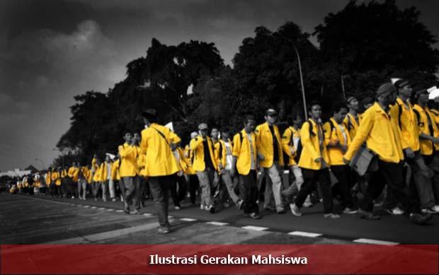 Whats?, Gerakan Mahasiswa Mau Dibungkam Rezim Lewat Dana Rp1,5 M