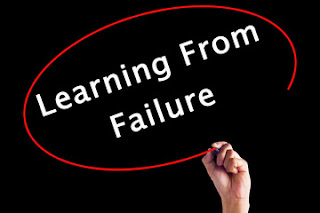How to learn from failures
