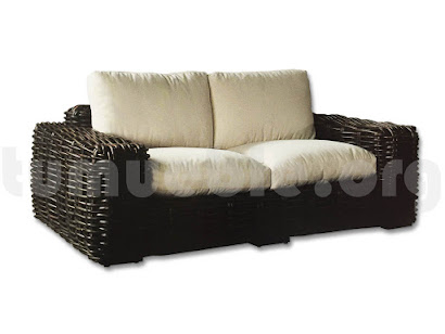 sofa rattan J440