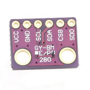 IoT with ESP8266: BMP280 and ESP8266