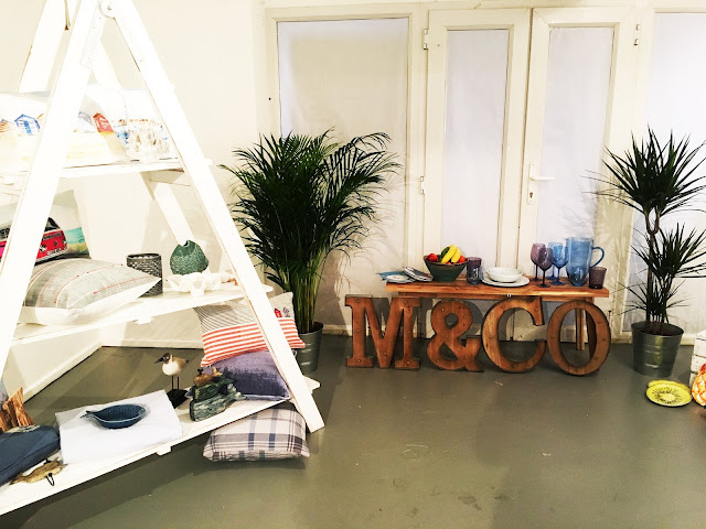 M&Co Press Day Spring Summer 2018 London