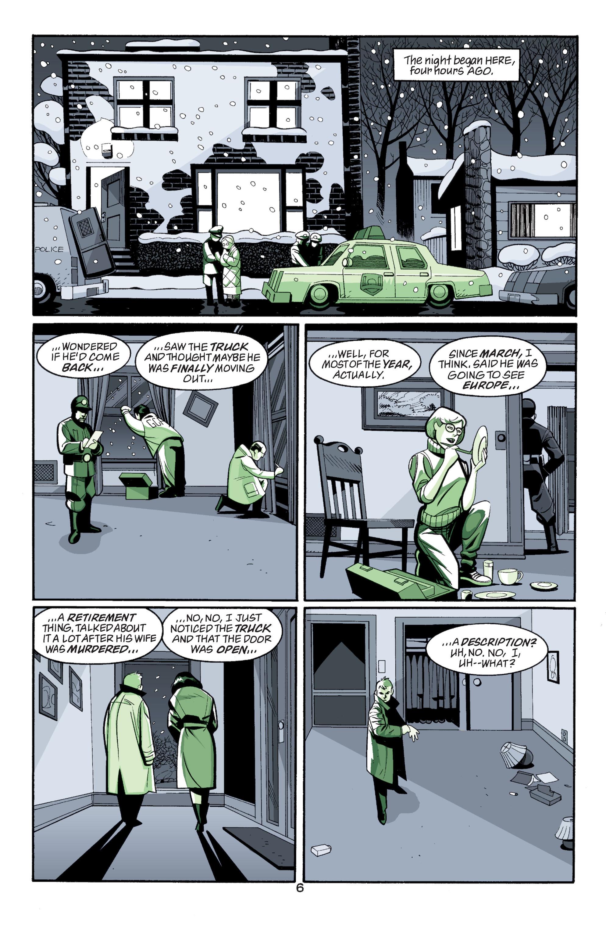 Detective Comics (1937) 765 Page 5