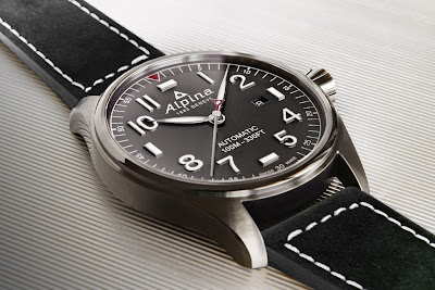 Alpina New Startimer Pilot Automatic watch