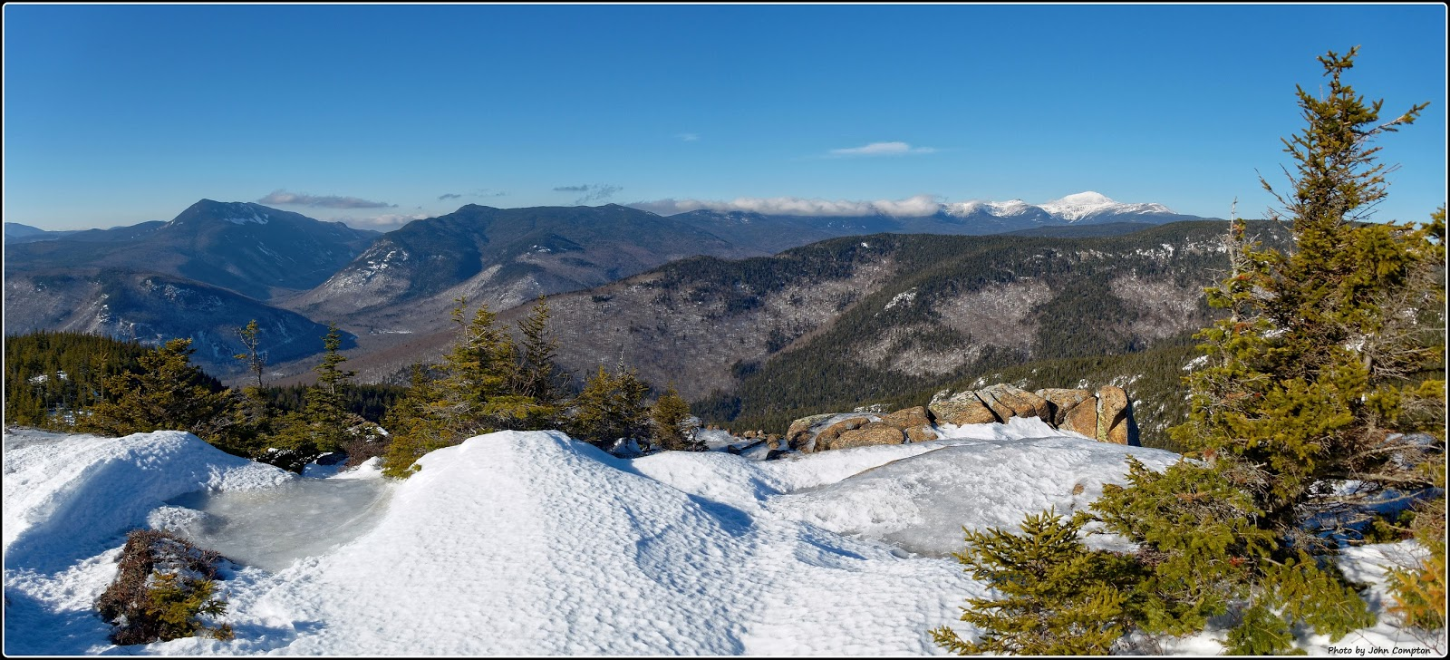 Stairs Mtn Mt Resolution Mt Crawford NH