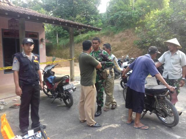 Siang Bolong, Rumah Kades Klumpit Tlogowungu Dibobol Maling
