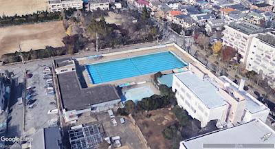 新松戸市民プール
