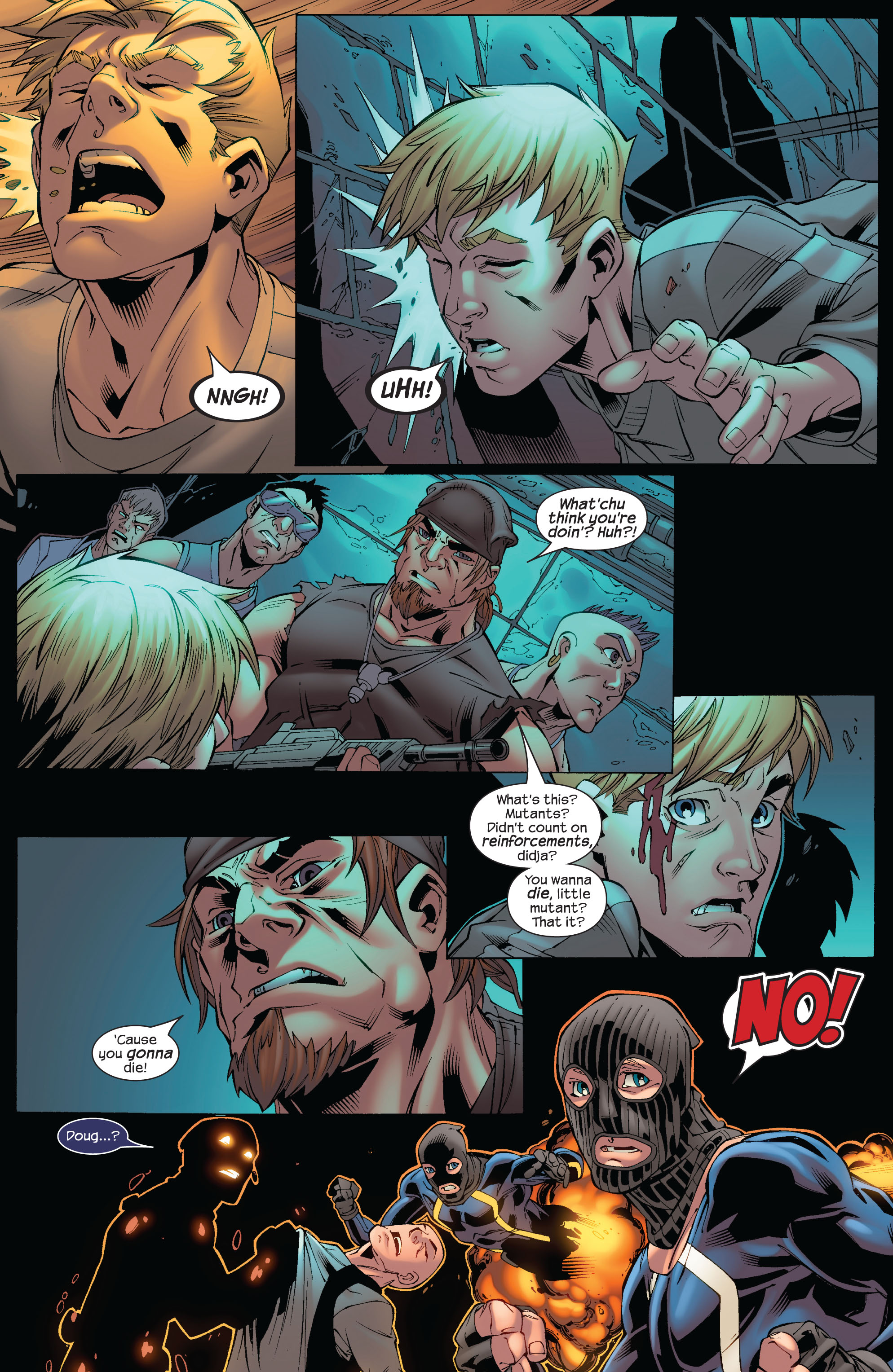 Read online Ultimate X-Men comic -  Issue #75 - 33
