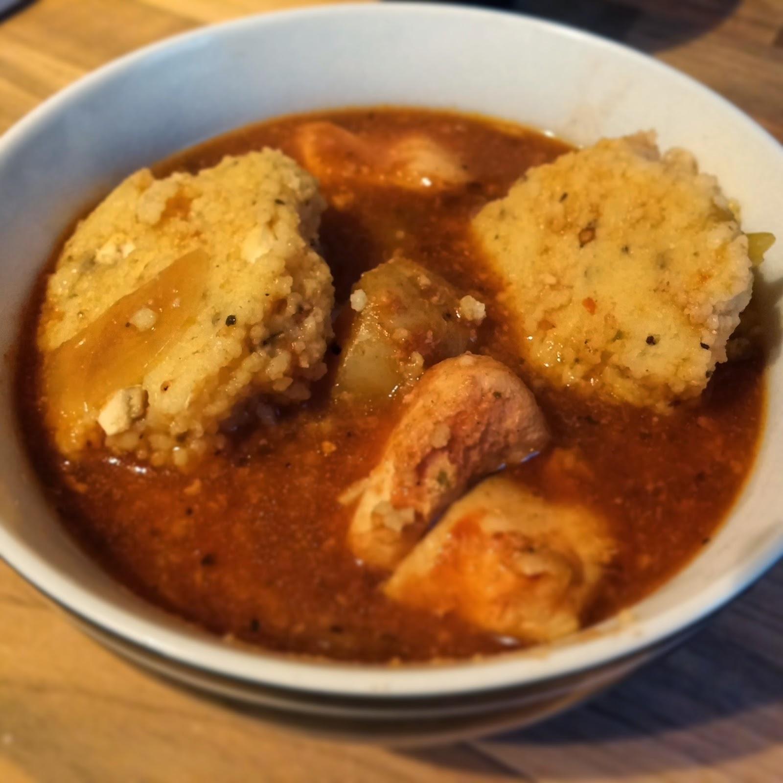 Recipe Chicken Casserole Syn Free Dumplings Sugar Pink Food
