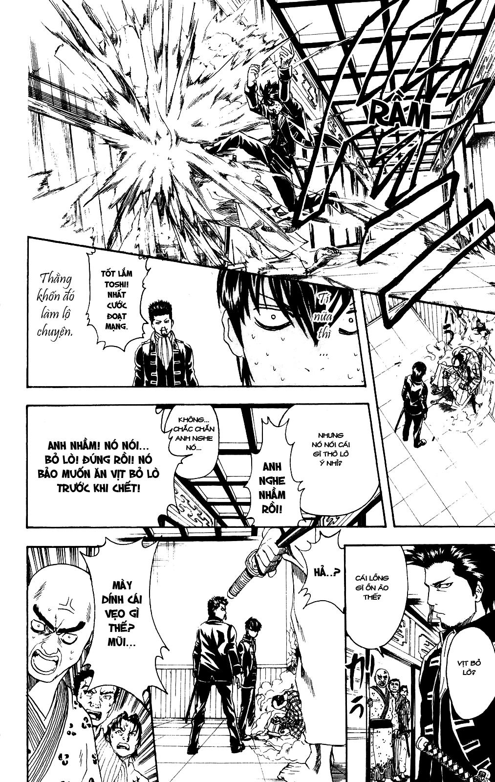 Gintama Chap 281 page 13 - Truyentranhaz.net