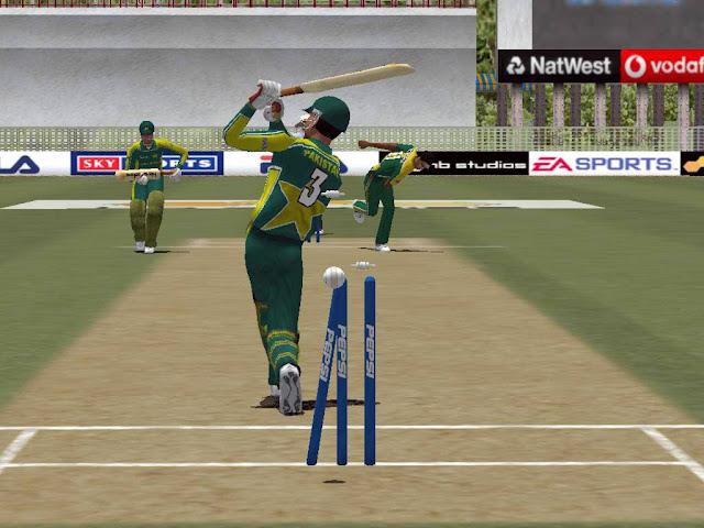 EA Sports Cricket 2002 Gameplay Full