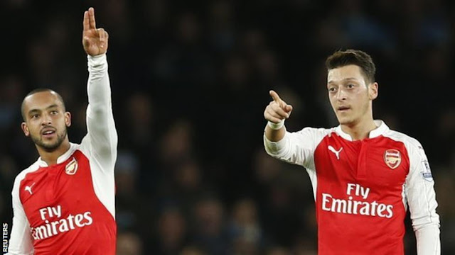 VIDEO GOL & HIGHLIGHTS : FT Arsenal 2 - 1 Leicester