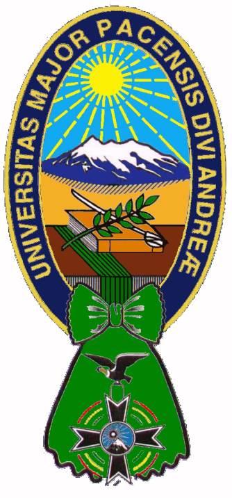 El escudo de la UMSA en imágenes