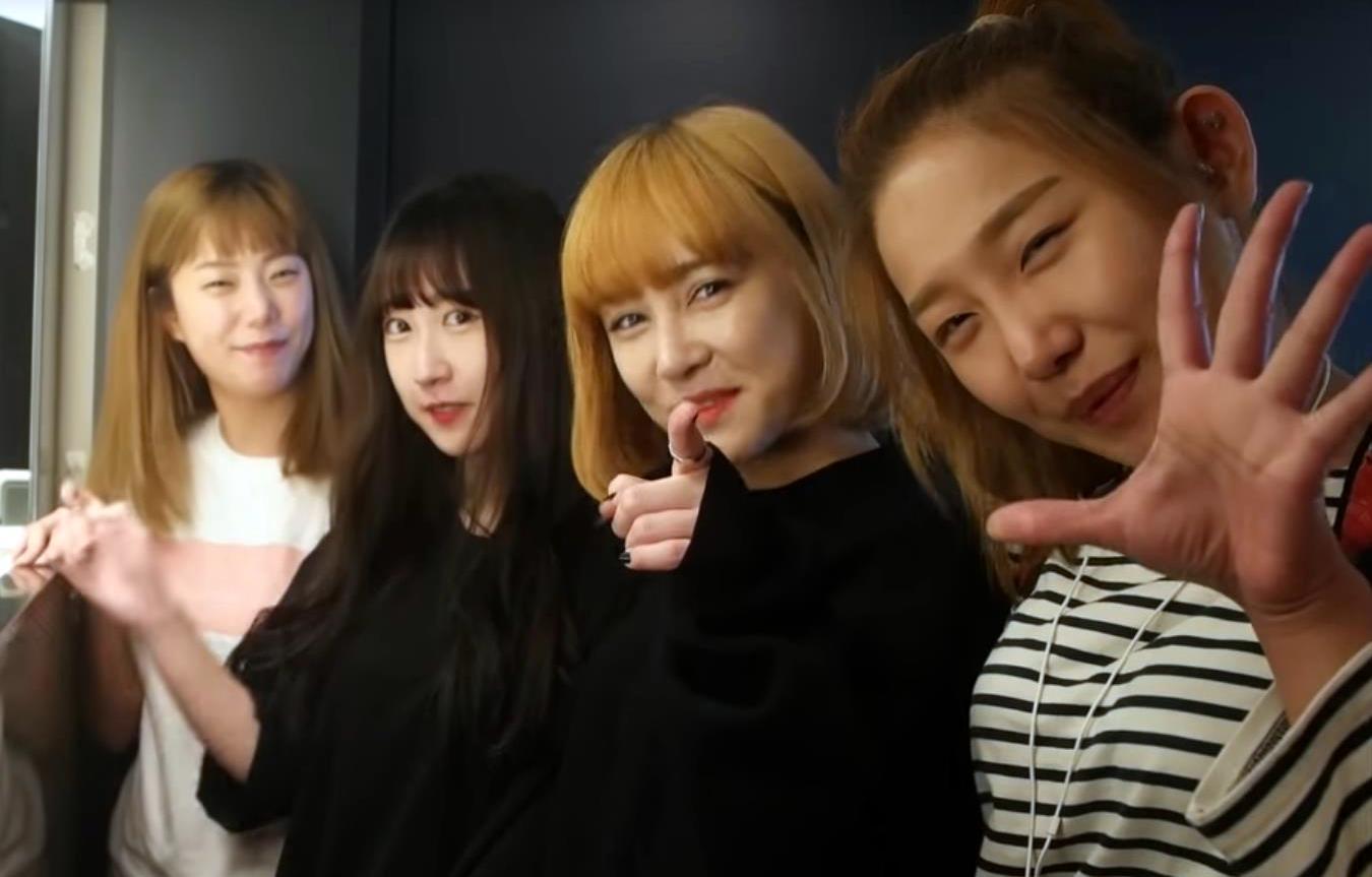 El grupo de K-pop Sixbomb que se hizo cirugías estéticas