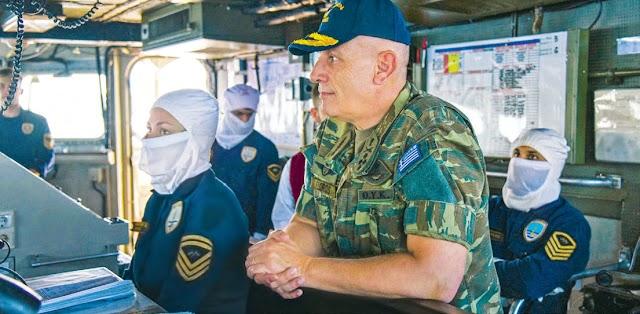 Συναγερμός για τις κινήσεις του τουρκικού στόλου-Προετοιμασία για όλα τα ενδεχόμενα