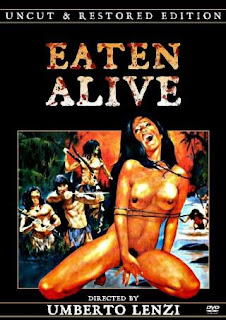 18+ Eaten Alive 1980 DvDRip 200MB Dual Audio ( Hindi-English ) MKV