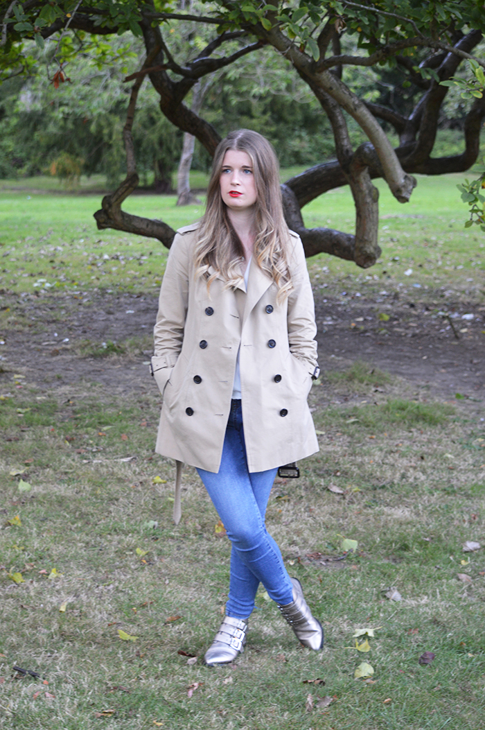 burberry trench coat fashion bloggers
