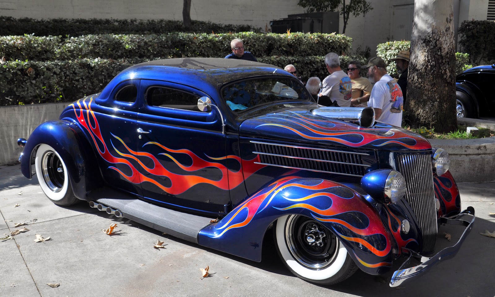 Rick Door Amp 36 Ford Transformed By Rick Dore
