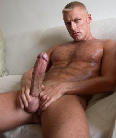 gay men with huge balls