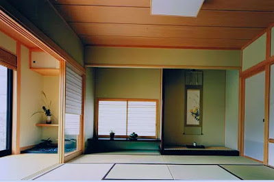 Japanese style multifunction room with Unlimited Space