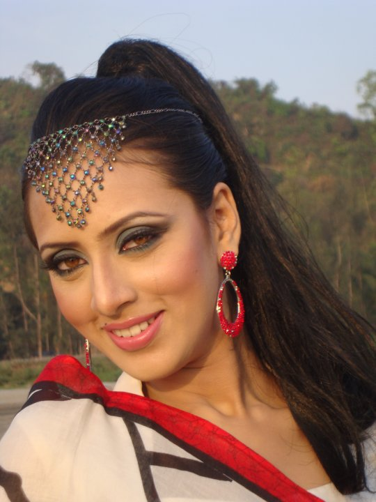 Bangladeshi Actress Model Singer Picture Bidya Sinha Saha -3684