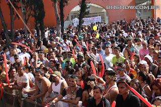 IMG 9815 - 13ª Parada do Orgulho LGBT Contagem reuniu milhares de pessoas