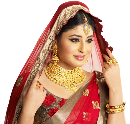 Gold South Indian Jewellery Ad Jewellery Designs
