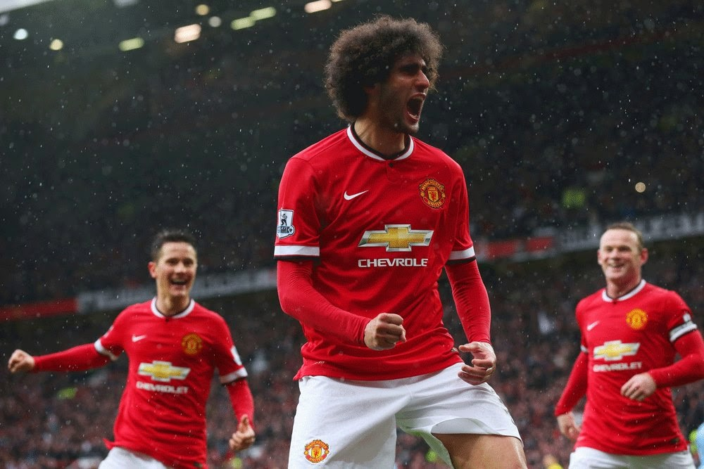 VIDEO Manchester United 4 - 2 Manchester City Premier League (12 aprile 2015)