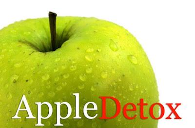 Diet Detox Buah Apel