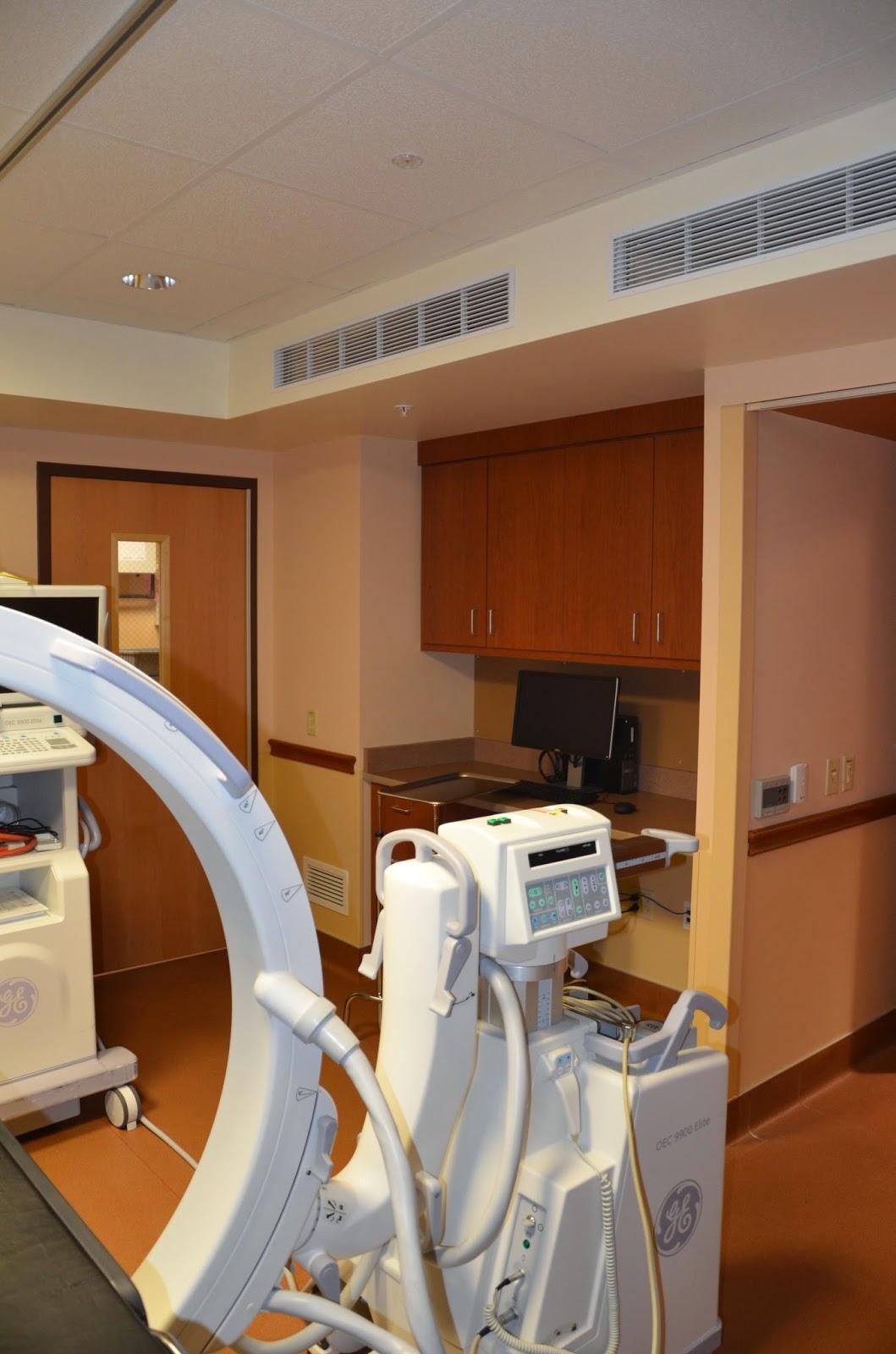 Hospital Procedure Room: P.J. Hoerr, Inc.: Graham Hospital
