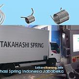 Lowongan Kerja PT. Takahasi Spring Indonesia Jababeka Cikarang