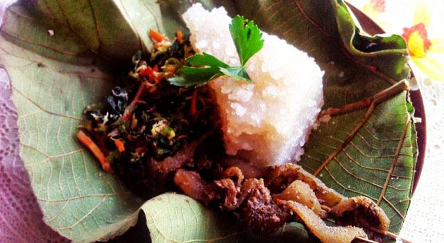 makanan khas jepara horog-horog
