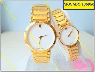 Đồng hồ cặp đôi Movado T06950