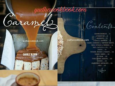 CARAMEL COOKBOOK by  CAROLE BLOOM