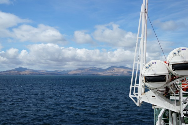 écosse highlands ferry île mull