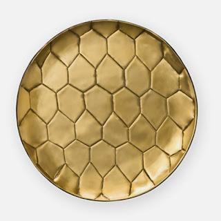 Kensington Bliss Gold Brass Revival