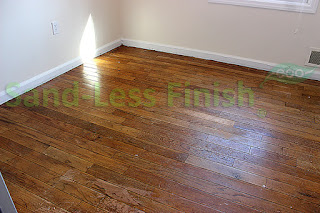 Hardwood Floor Refinishing, NYC