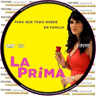 GALLETALA PRIMA - 2018 [COVER - DVD]