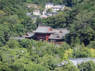 祇園山ハイク・鶴岡八幡宮