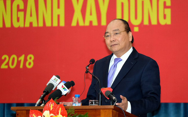 Thủ tướng Nguyễn Xuân Phúc: Thị trường BĐS dư thừa nhà ở trung cao cấp