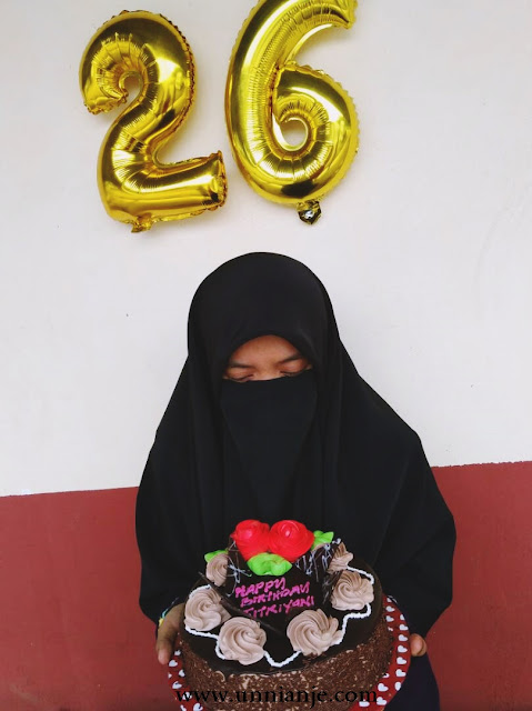 Kayu manis semanis hidupku: I'm 26 Years Old Today
