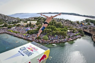 Red Bull Cliff Diving World Series 2012